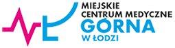 logo centrum medyczne lodz biale